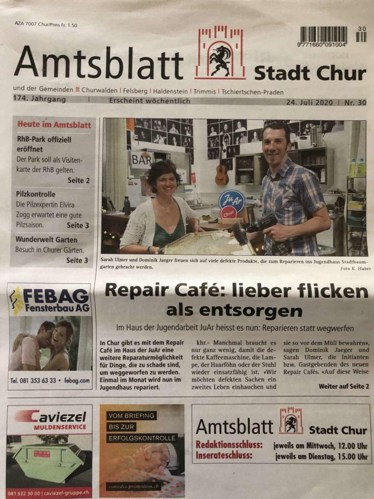 Amtsblatt Chur 24.07.2020